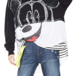 Sweter Damski Desigual PARIS FRANCE